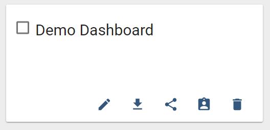 added dashboard of thingsboard